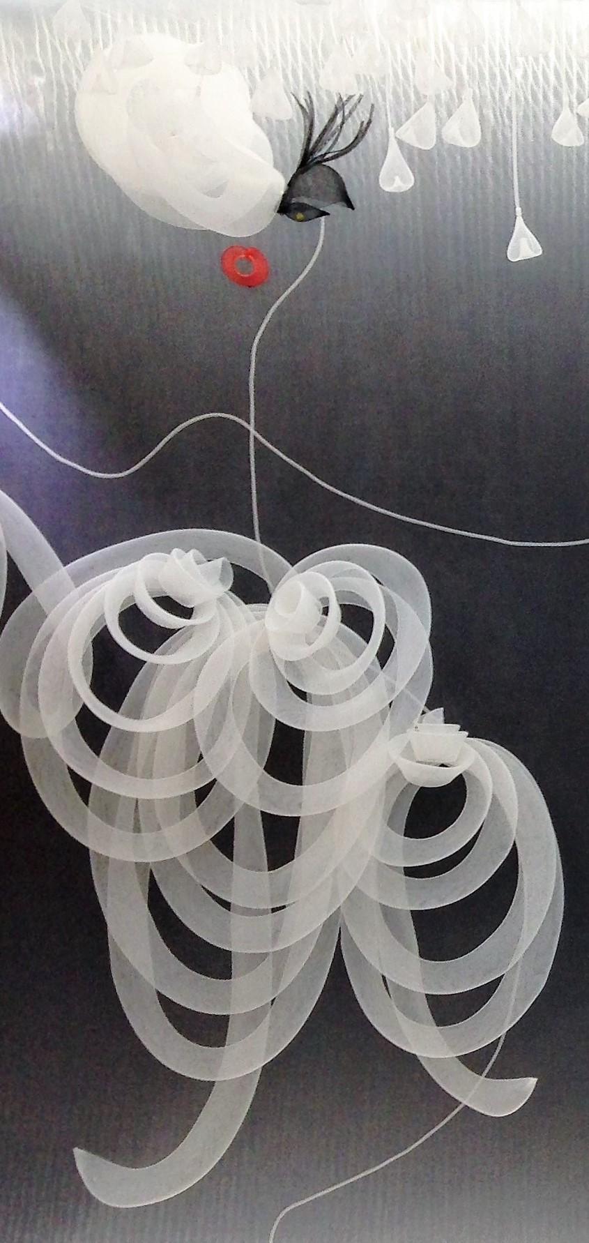 Tableau textile Collection Les 3 Demoiselles