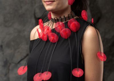 Collier Couture - Collection Pleine Lune - Moonlight 2020 F Delaire