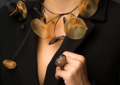 Clochette dorée - Collection Chic Alors